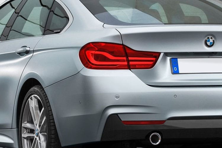 BMW 4 Series Gran Coupe 420i m Sport 5dr [professional Media] - 28