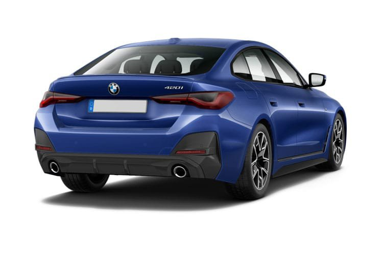 BMW 4 Series Gran Diesel Coupe 420d mht m Sport 5dr Step Auto - 3