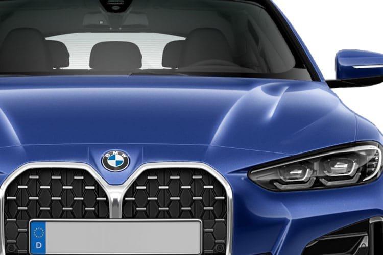 BMW 4 Series Gran Diesel Coupe 420d mht m Sport 5dr Step Auto - 2