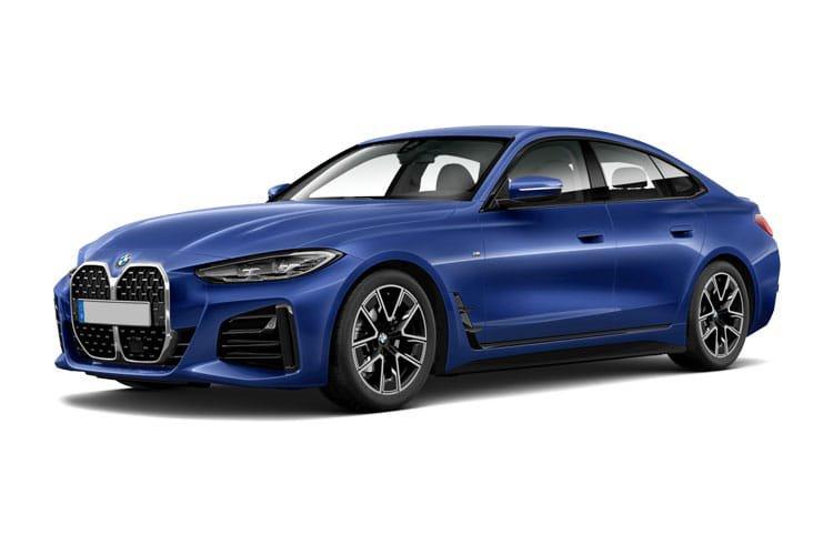 BMW 4 Series Gran Diesel Coupe 420d mht m Sport 5dr Step Auto - 1