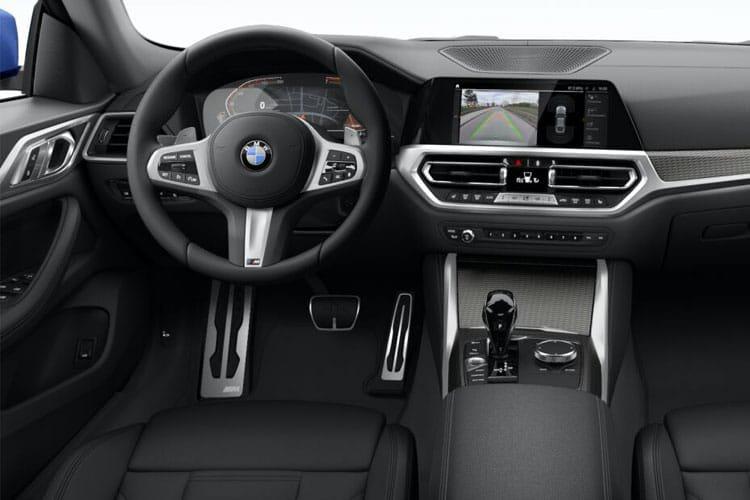BMW 4 Series Gran Diesel Coupe 420d mht m Sport 5dr Step Auto - 4
