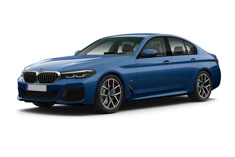 BMW 5 Series Diesel Saloon 520d mht m Sport 4dr Step Auto - 5