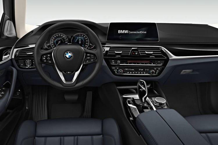 BMW 5 Series Diesel Saloon 520d mht se 4dr Step Auto - 17