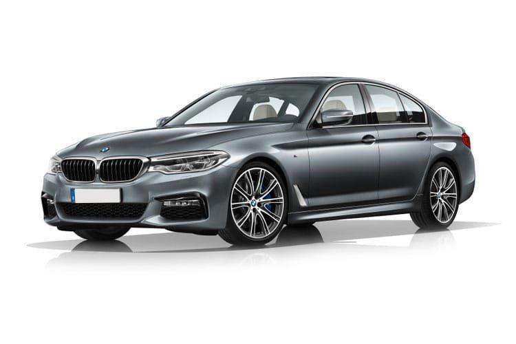 BMW 5 Series Diesel Saloon 520d Xdrive mht m Sport 4dr Step Auto - 4