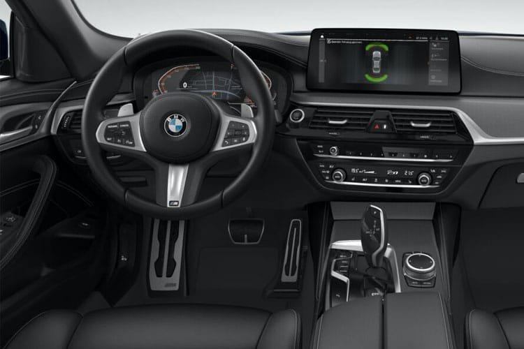 BMW 5 Series Diesel Saloon 520d Xdrive mht m Sport 4dr Step Auto - 18