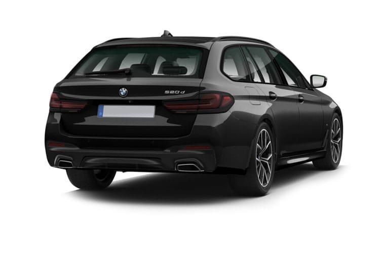 BMW 5 Series Diesel Touring 520d mht m Sport 5dr Step Auto - 29
