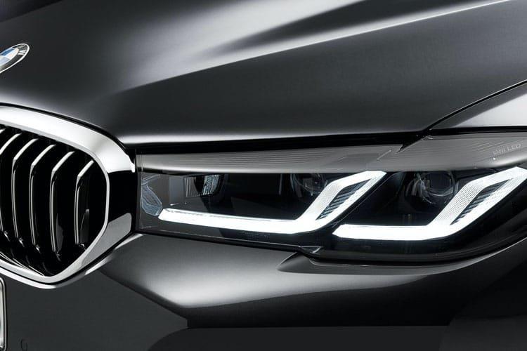 BMW 5 Series Diesel Touring 520d mht m Sport 5dr Step Auto - 33