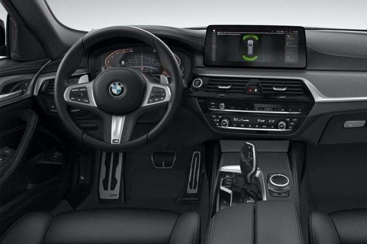 BMW 5 Series Diesel Touring 520d mht m Sport 5dr Step Auto - 35