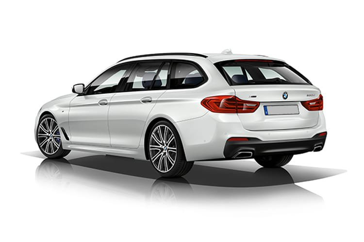 BMW 5 Series Diesel Touring 520d mht se 5dr Step Auto - 32