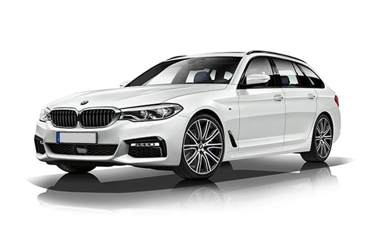 BMW 5 Series Diesel Touring 520d mht se 5dr Step Auto - 25