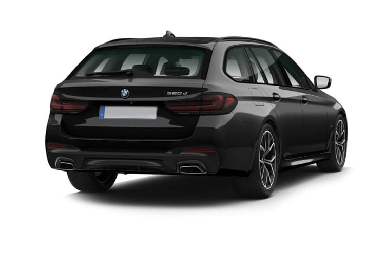BMW 5 Series Diesel Touring 520d Xdrive mht se 5dr Step Auto - 29