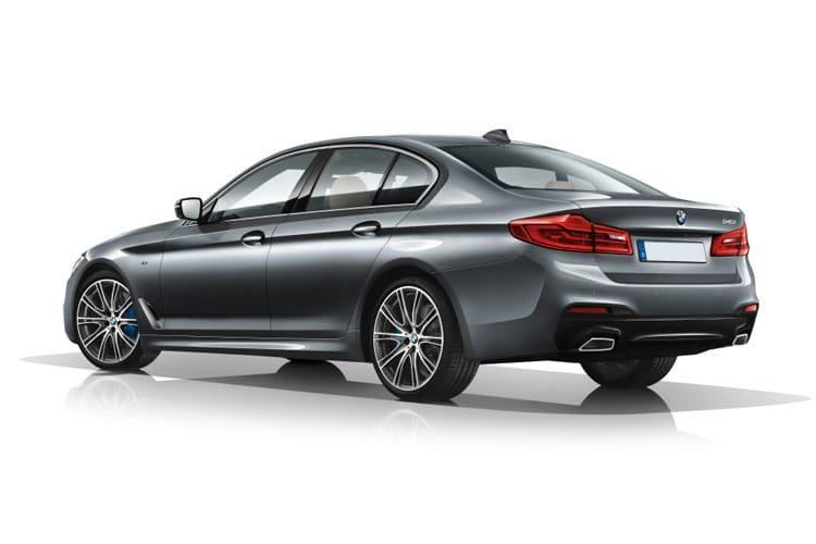 BMW 5 Series Saloon 520i mht m Sport 4dr Step Auto [tech Pack] - 10