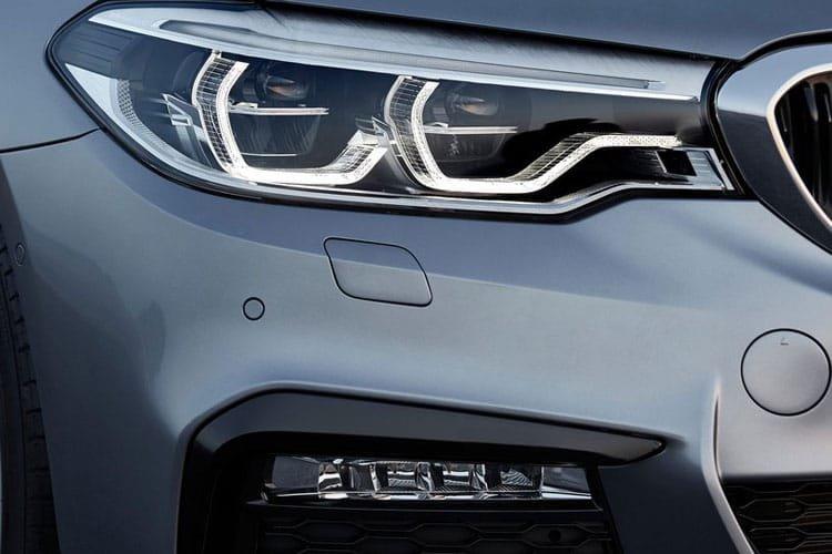 BMW 5 Series Saloon 520i mht m Sport 4dr Step Auto [tech Pack] - 14
