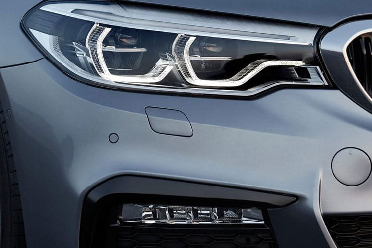 BMW 5 Series Saloon 520i mht m Sport 4dr Step Auto - 7