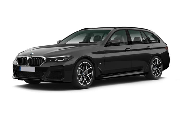 BMW 5 Series Touring 520i mht se 5dr Step Auto - 25