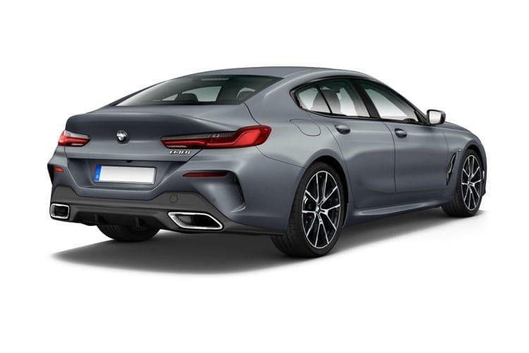 BMW 8 Series Gran Coupe 840i [333] Sdrive m Sport 4dr Auto - 6