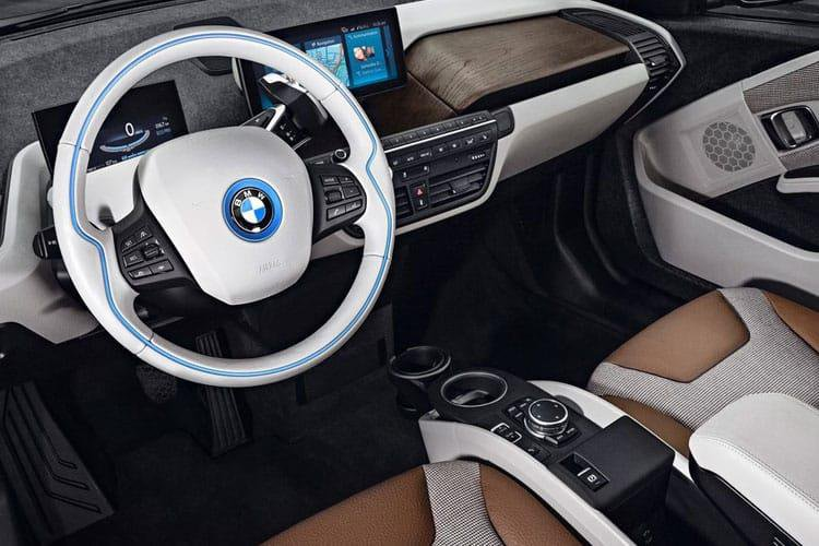 BMW i3 Hatchback 125kw 42kwh 5dr Auto [lodge Interior World] - 34