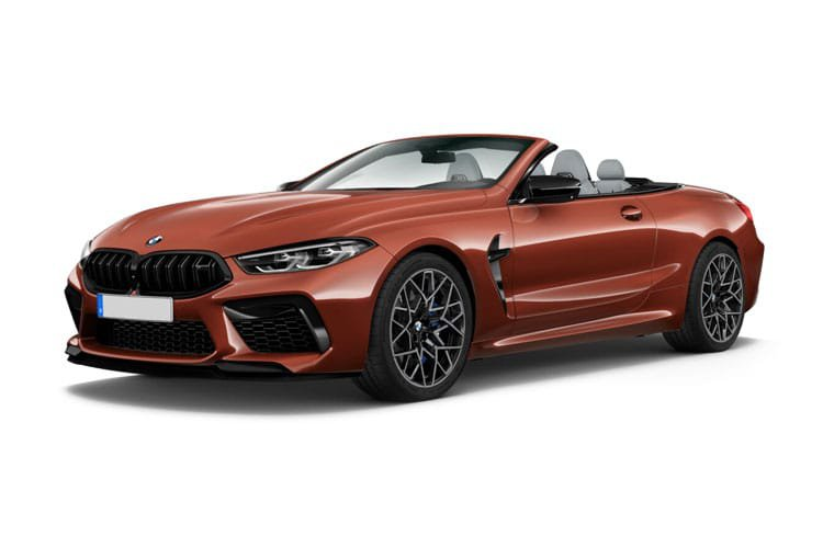 BMW M8 Convertible M8 Competition 2dr Step Auto - 1