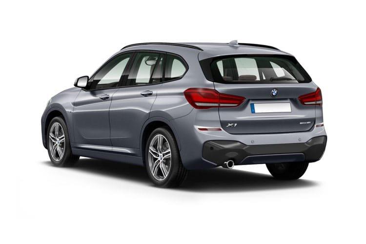 BMW x1 Estate Sdrive 18i [136] m Sport 5dr Step Auto - 8