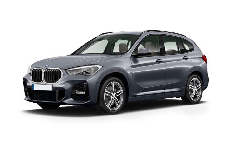 BMW x1 Estate Sdrive 18i [136] m Sport 5dr Step Auto - 4