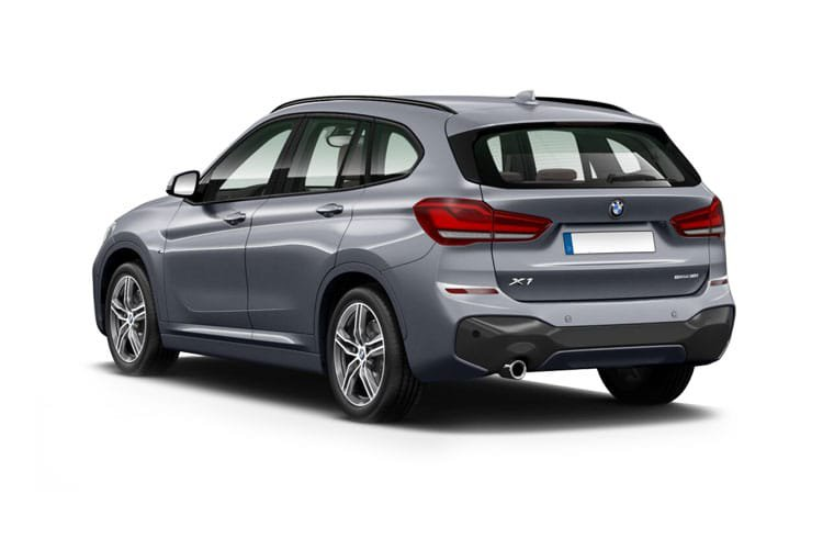 BMW x1 Estate Sdrive 18i [136] Xline 5dr Step Auto - 6