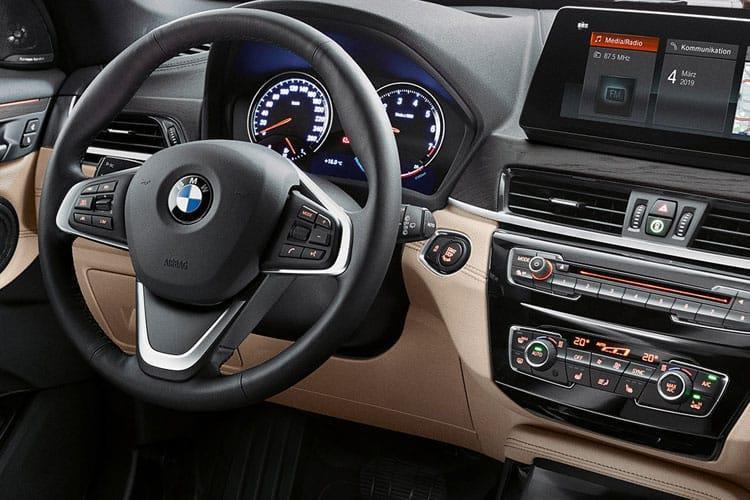 BMW x1 Estate Sdrive 18i [136] Xline 5dr - 16