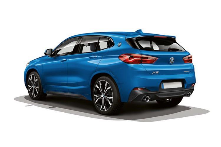 BMW x2 Hatchback Sdrive 18i [136] m Sport 5dr - 8