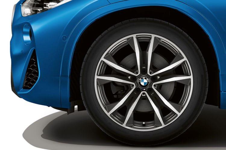 BMW x2 Hatchback Sdrive 18i [136] m Sport 5dr - 6