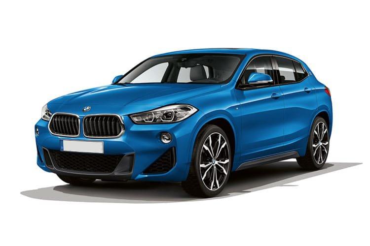 BMW x2 Hatchback Sdrive 18i [136] m Sport x 5dr Step Auto - 2