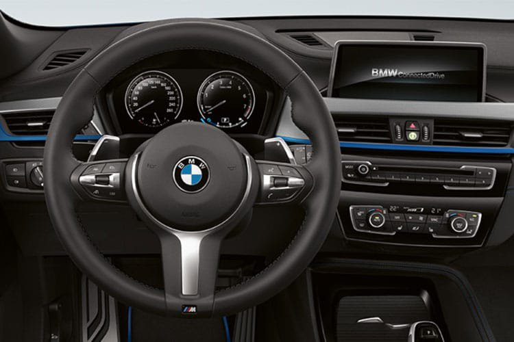 BMW x2 Hatchback Sdrive 18i [136] m Sport x 5dr - 12
