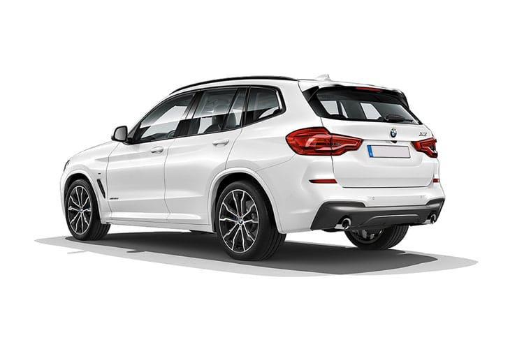 BMW x3 Estate Xdrive20i m Sport 5dr Step Auto [tech Pack] - 28