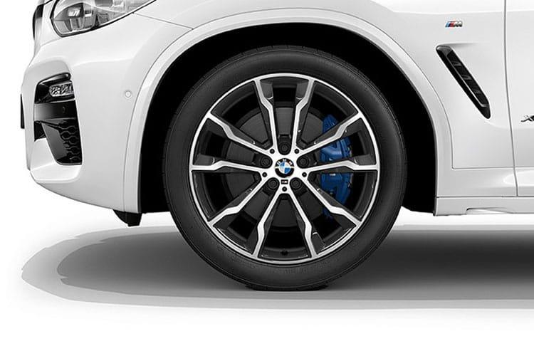 BMW x3 Estate Xdrive20i m Sport 5dr Step Auto [tech Pack] - 27