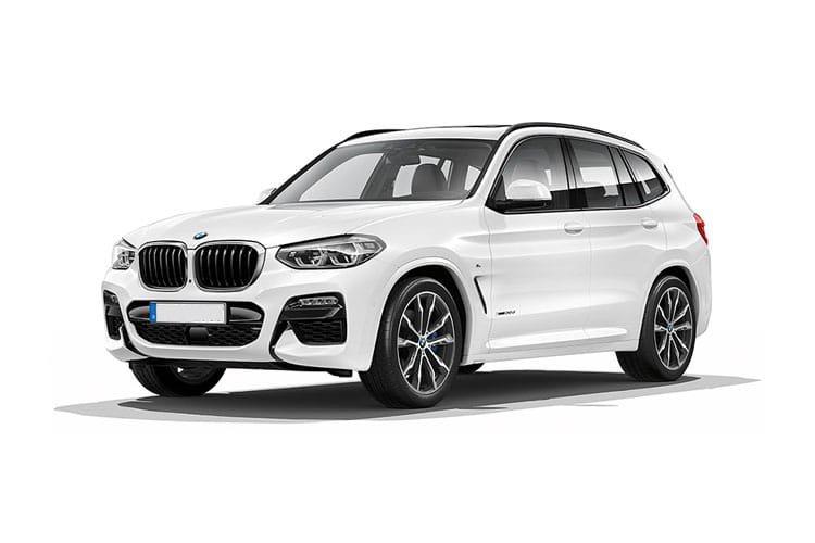 BMW x3 Estate Xdrive20i m Sport 5dr Step Auto [tech Pack] - 25