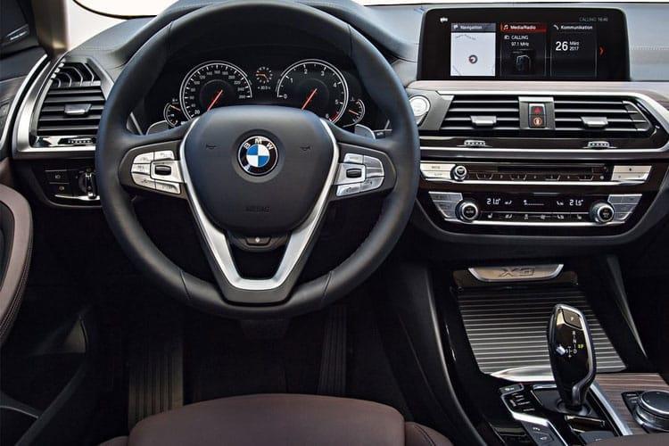 BMW x3 Estate Xdrive20i m Sport 5dr Step Auto [tech Pack] - 32