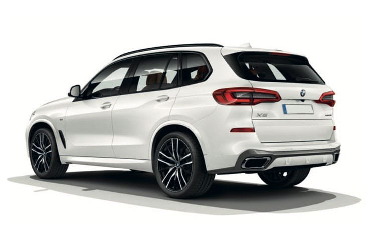 BMW x5 Diesel Estate Xdrive30d mht m Sport 5dr Auto [pro Pack] - 8