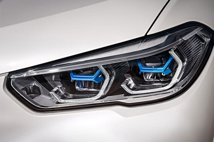 BMW x5 Diesel Estate Xdrive30d mht m Sport 5dr Auto [techpro Pack] - 5
