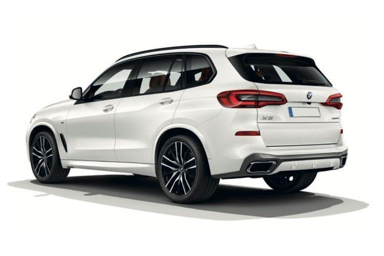 BMW x5 Diesel Estate Xdrive40d mht m Sport 5dr Auto - 5