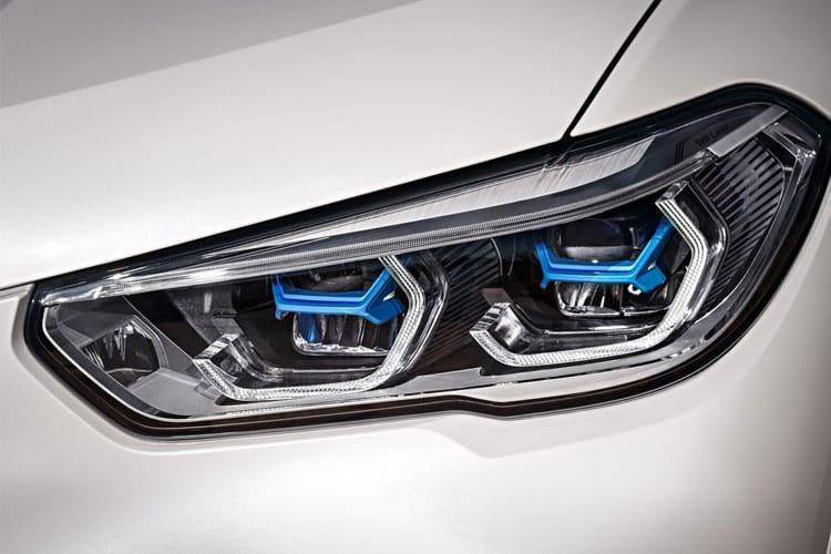 BMW x5 Diesel Estate Xdrive40d mht m Sport 5dr Auto - 6