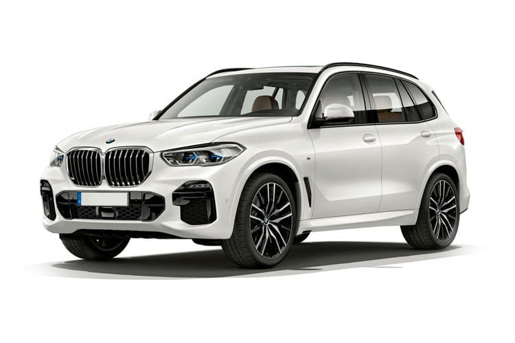 BMW x5 Diesel Estate Xdrive40d mht m Sport 5dr Auto - 1