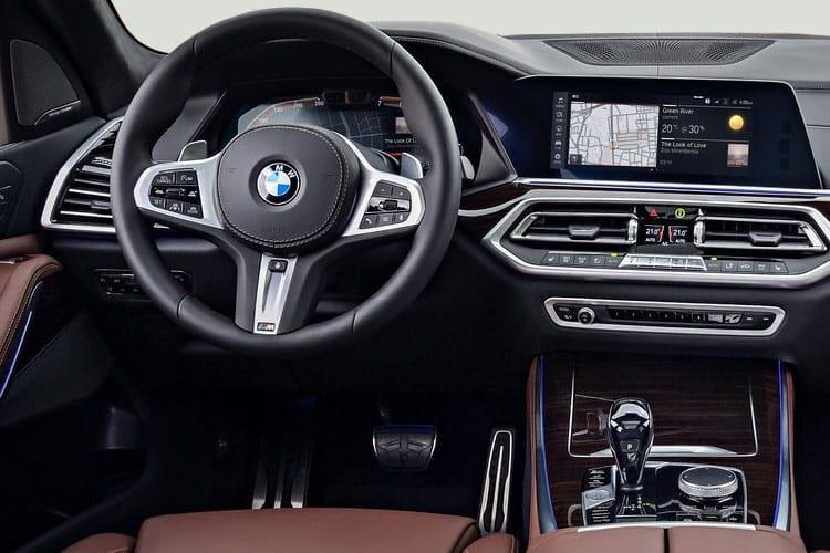 BMW x5 Diesel Estate Xdrive40d mht m Sport 5dr Auto - 8