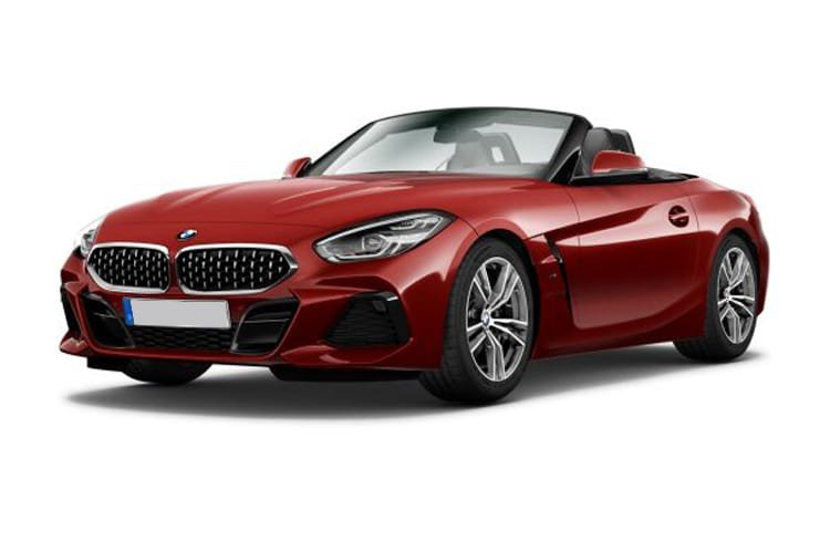 BMW z4 Roadster Sdrive 30i m Sport 2dr Auto [techpro Pack] - 1