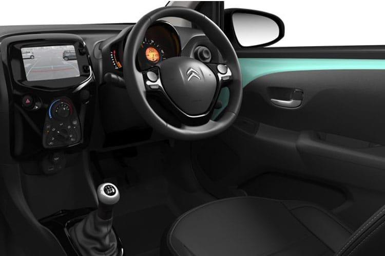 Citroen c1 Airscape Hatchback 1.0 vti 72 Shine 5dr - 8