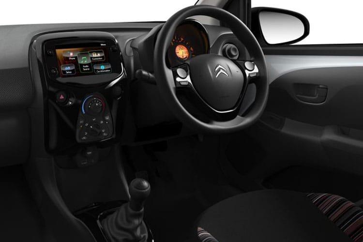 Citroen c1 Hatchback 1.0 vti 72 Live 3dr - 8