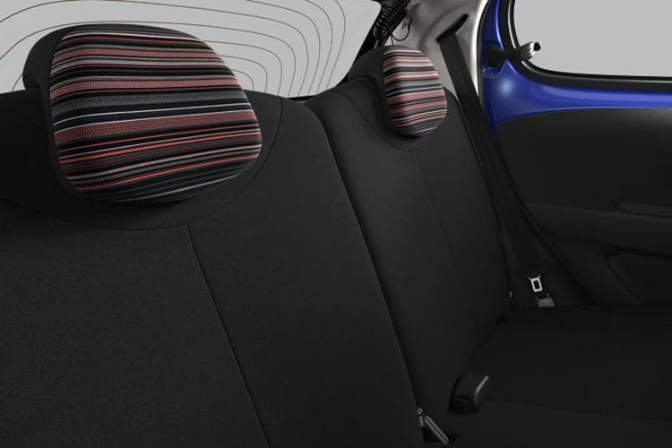 Citroen c1 Hatchback 1.0 vti 72 Sense 5dr - 4