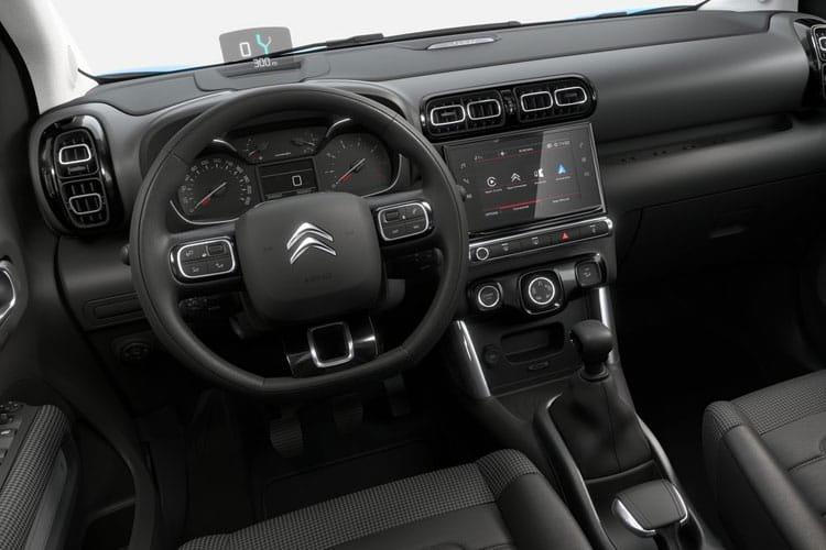 Citroen c3 Aircross Hatchback 1.2 Puretech 110 Feel 5dr [6 Speed] - 32