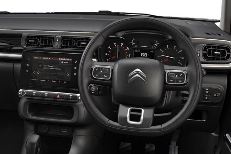 Citroen c3 Hatchback 1.2 Puretech 110 Shine 5dr eat6 - 7