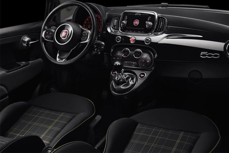 Fiat 500 Hatchback 1.0 Mild Hybrid Dolcevita [part Leather] 3dr - 27