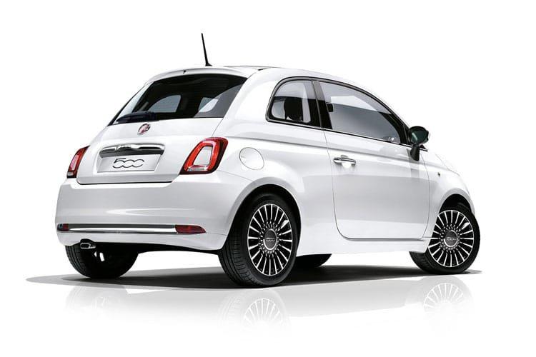 Fiat 500 Hatchback 1.0 Mild Hybrid Rock Star 3dr - 28