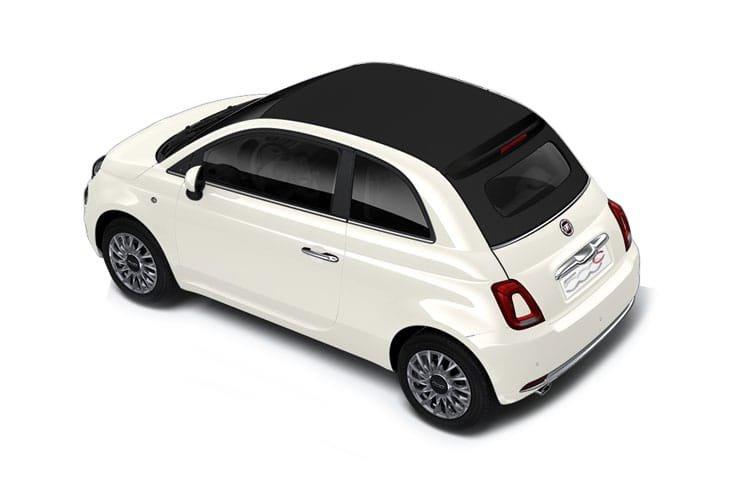 Fiat 500c Electric Convertible 87kw la Prima 42kwh 2dr Auto - 26