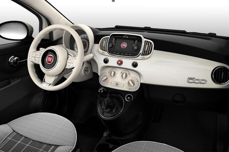 Fiat 500c Electric Convertible 87kw la Prima 42kwh 2dr Auto - 28